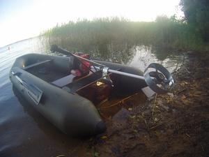 Как сделать самодельный мотор для лодки