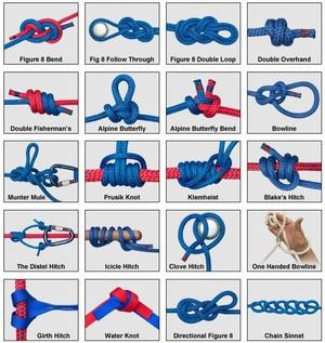 Скачать как вязать узлы