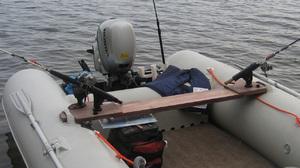 Тарга для лодок пвх своими руками чертежи фото 703