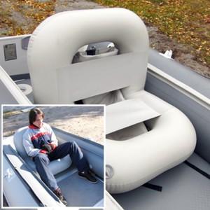 Тюнинг лодки из ПВХ. Рыболовное кресло