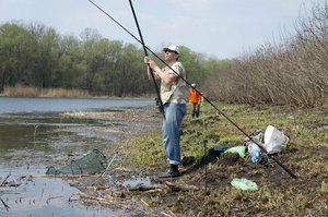 Ловля плотвы весной на поплавок; снасти, тактика и тонкости