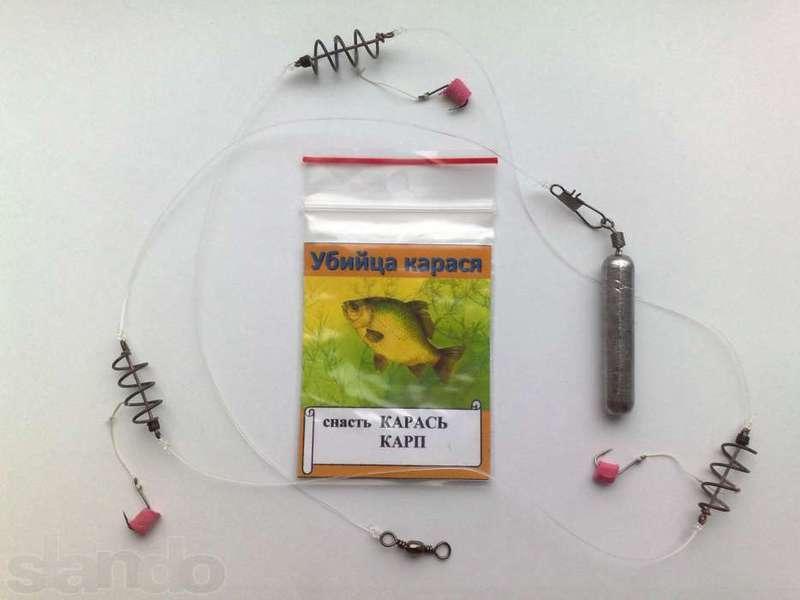 способы рыбалки на карпа