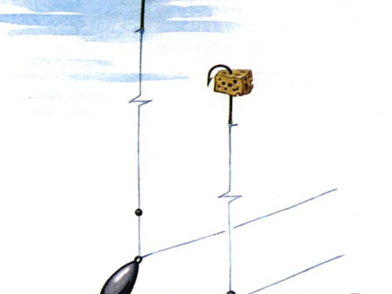 Снасти для рыбаков