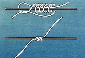 Скользящий поплавок со стопорным узлом
