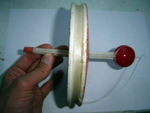 Кружок на щуку - конструкция достаточно простая, его можно сделать самому.