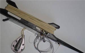 Донка - это удочка, которая позволит ловить глубоководную речную рыбу.