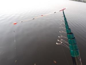 Рыбалка на боковой кивок