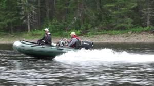 Самодельный водомет для лодки ПВХ