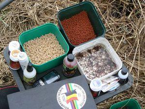 Рекомендации для выбора и подготовки прикормок и наживок для ловли карася летом