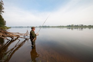 Нюансы ловли рыбы жереха с использованием спиннинга
