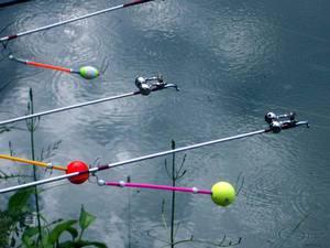 Описание процесса изготовления своими руками донок для ловли рыбы