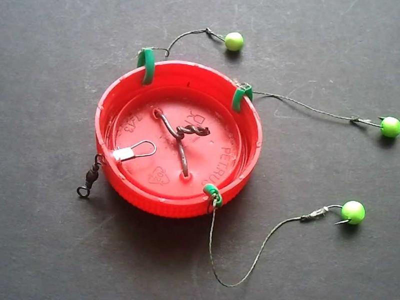 снасть для ловли сазана на технопланктон