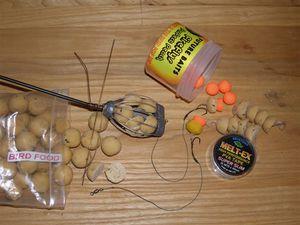 Варианты изготовления снастей для ловли сазана