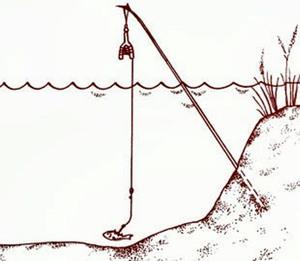Как летом правильно ловить и сделать жерлицу на щуку своими руками