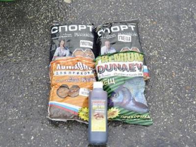 сухие прикормки для рыбалки купить