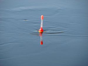 Как отгрузить поплавок для рыбалки