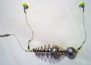 Как вязать кормушки для рыбалки