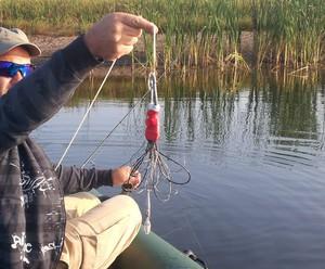 Своими руками отцеп для рыбалки