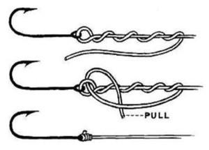 Рыбацкие узлы