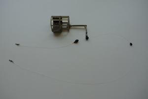 Как сделать фидерную оснастку in-line
